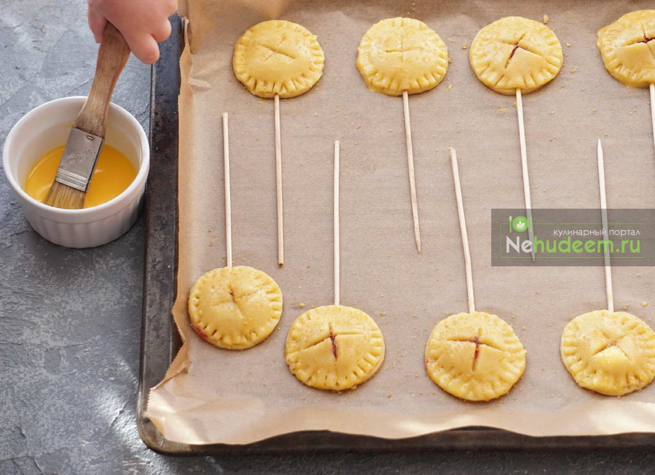Песочное печенье - рецепты 83