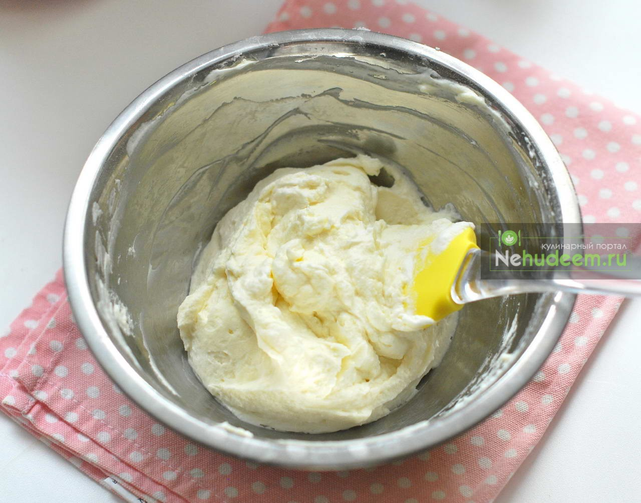 Крем сливки с маскарпоне пошаговый рецепт