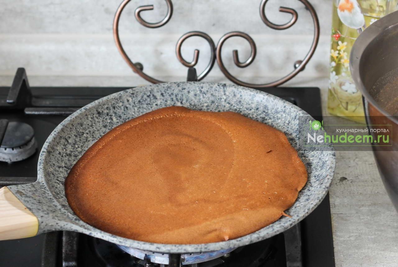 Пышки на сухой сковороде рецепт