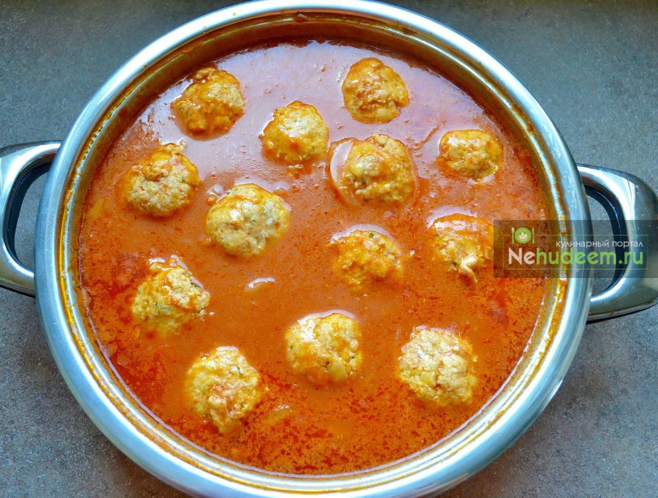 Рыбный суп рецепт пошагово с перловкой