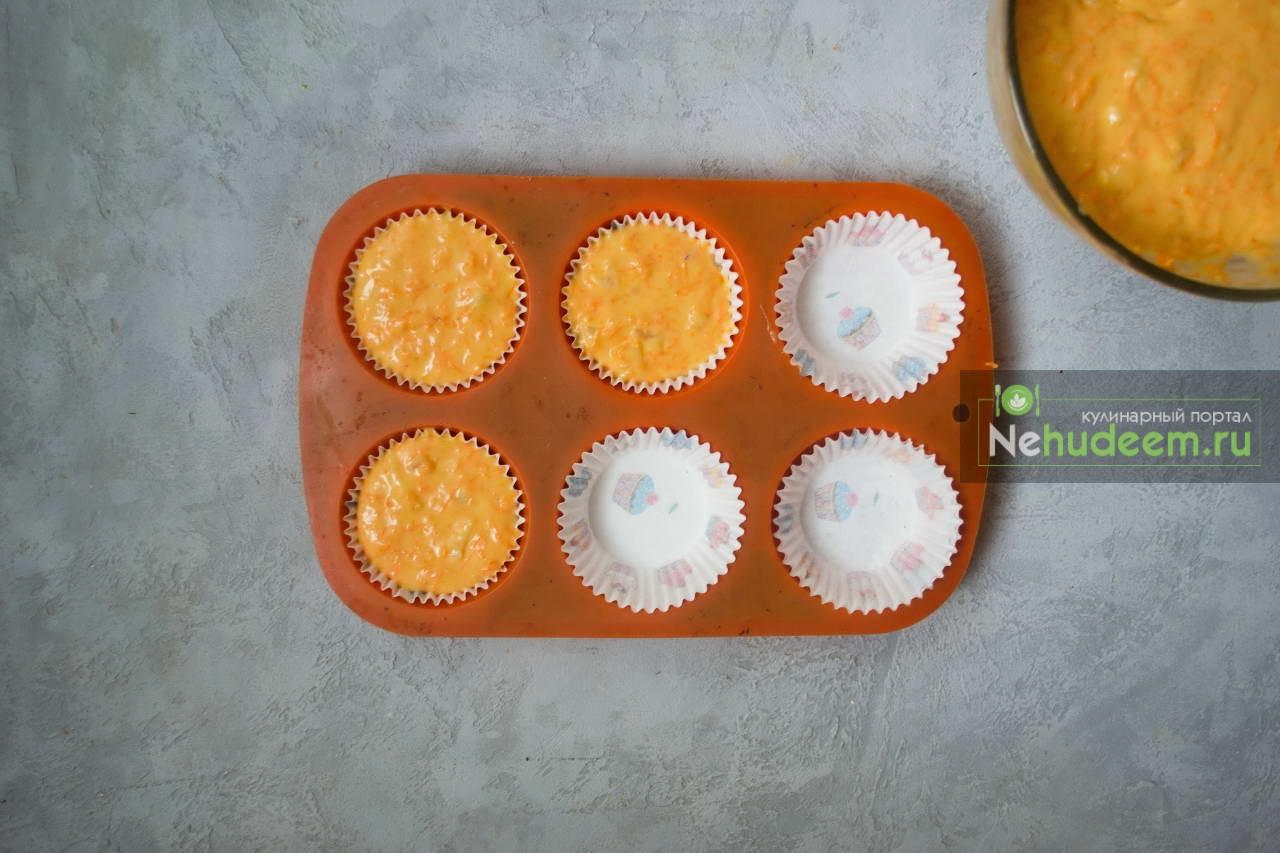 Как сделать тесто для кексов в домашних условиях рецепт пошагово