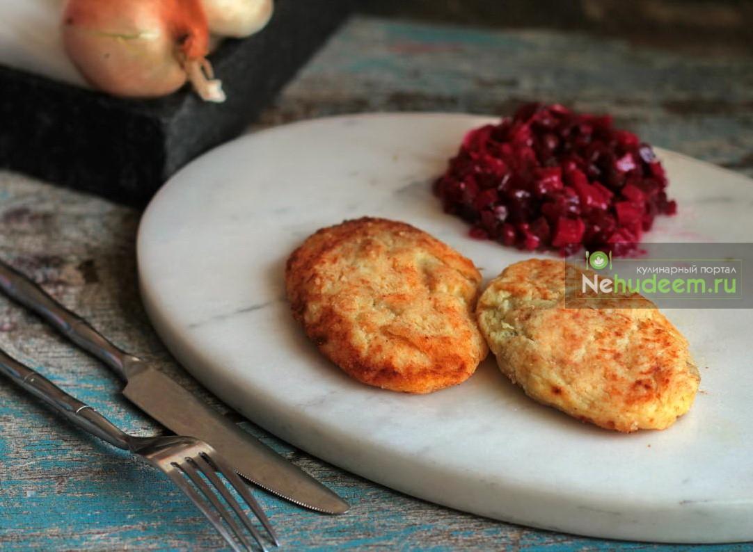 Картофельные зразы с грибами пошаговый рецепт с постные