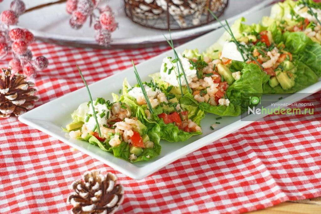 Простые рецепты для праздничного стола с фото
