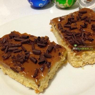 Пошаговый фото-рецепт песочного печенья
