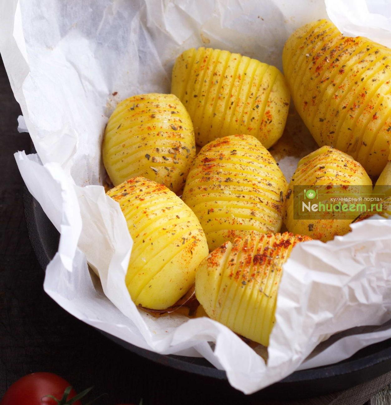 Ароматный картофель