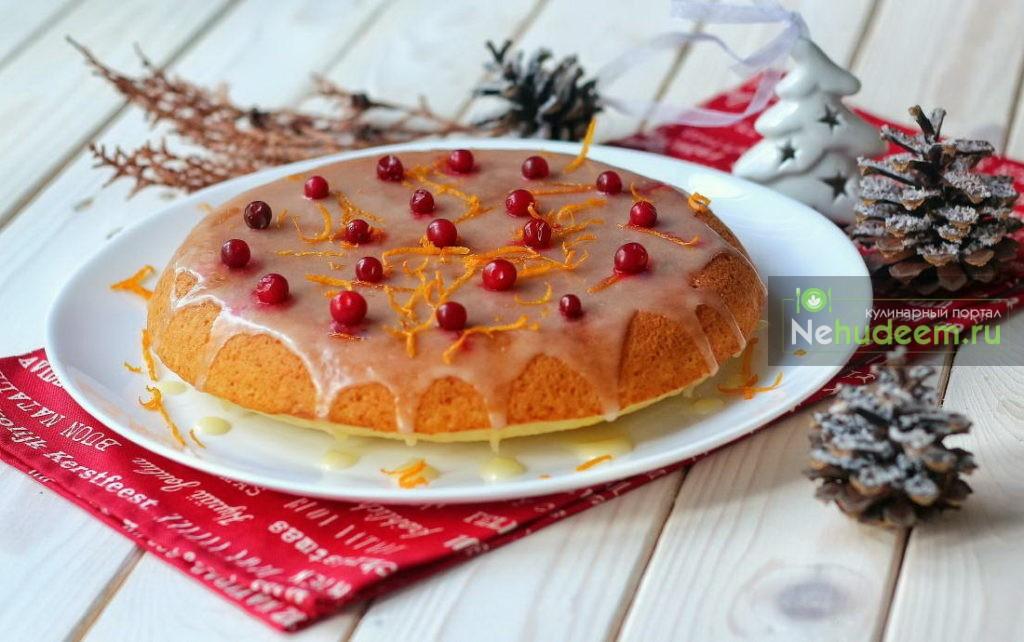 Апельсиновый пирог в духовке рецепты