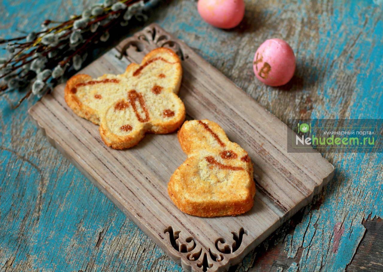 Пасхальный клубнично-кокосовый десерт