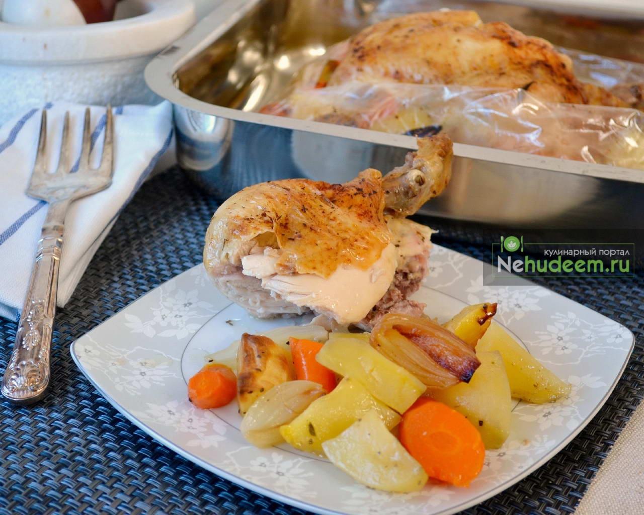 Приготовление голени курицы на сковороде рецепты с фото