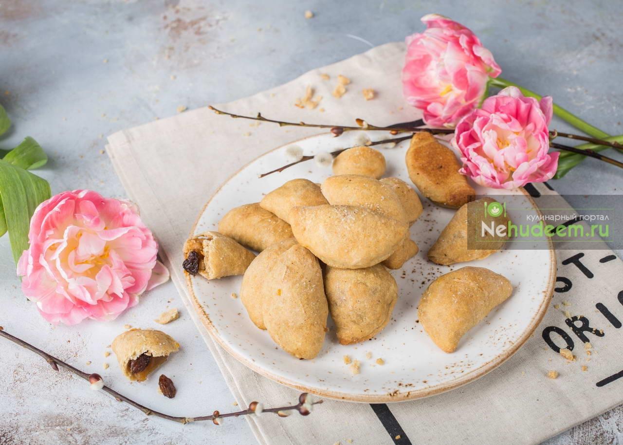 Постные греческие пирожки Милопитакья
