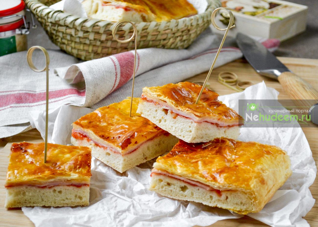 Пицца Париджина