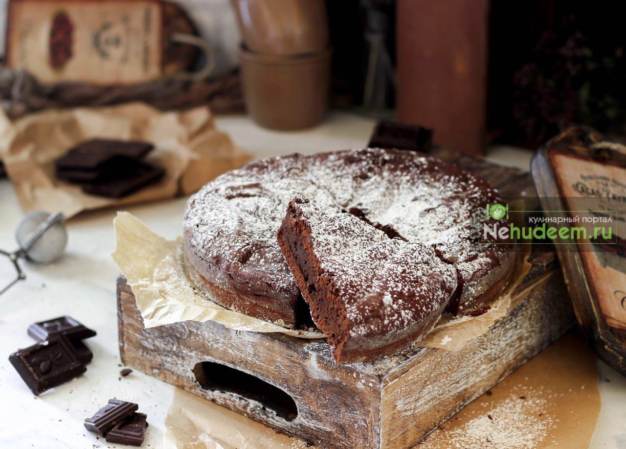 Шоколадный торт Тенерина