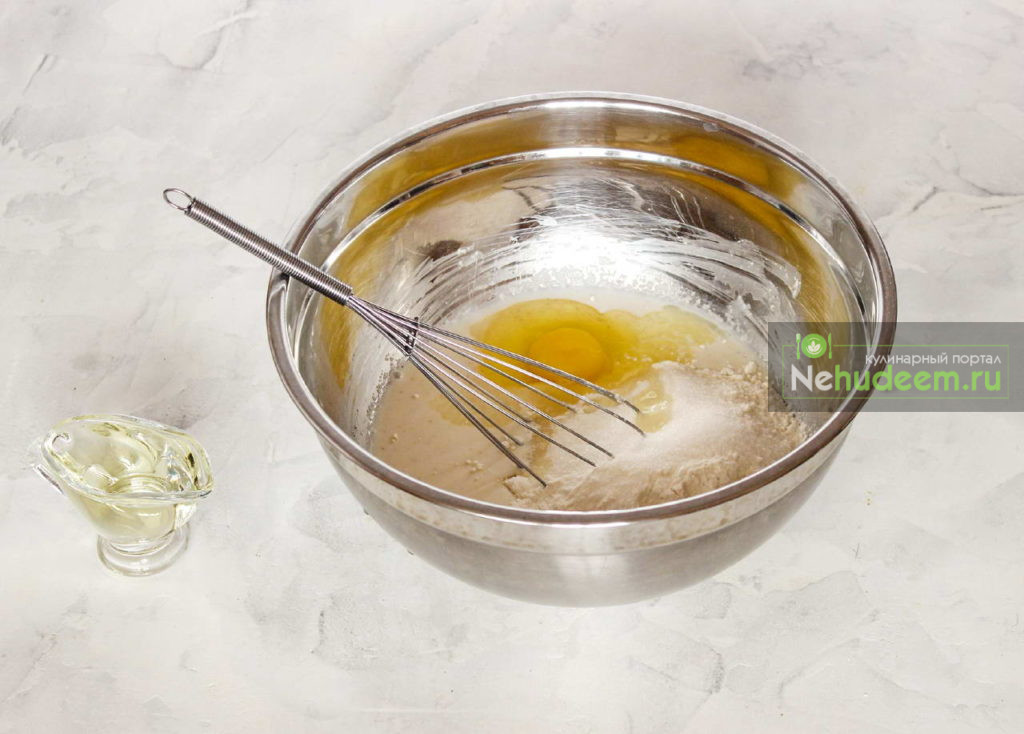 Блинчики с манной крупой - рецепт пошаговый с фото