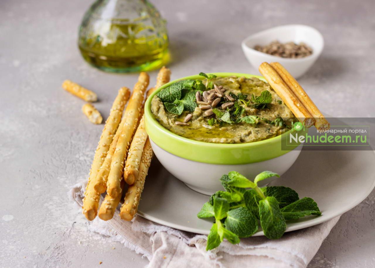 Хумус из маша