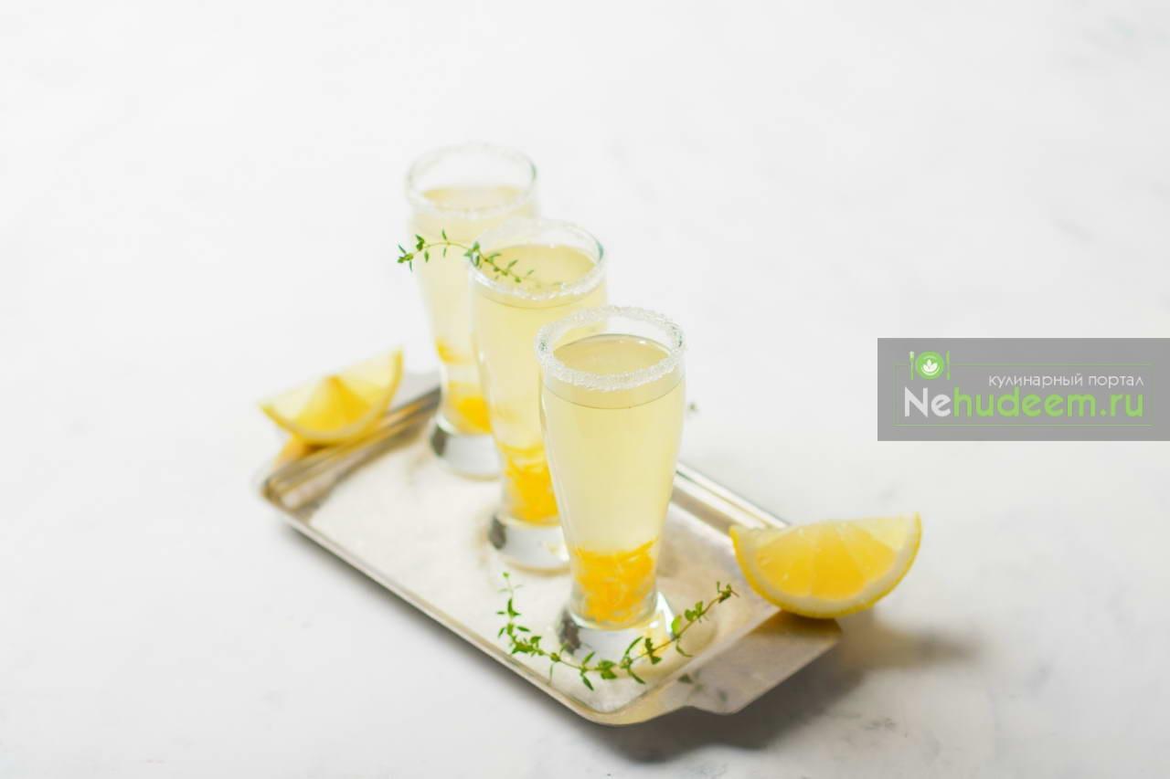 Домашний лимончелло в мультиварке