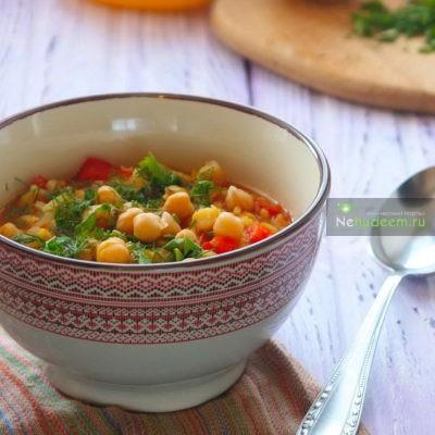 суп со спаржей рецепты с фото