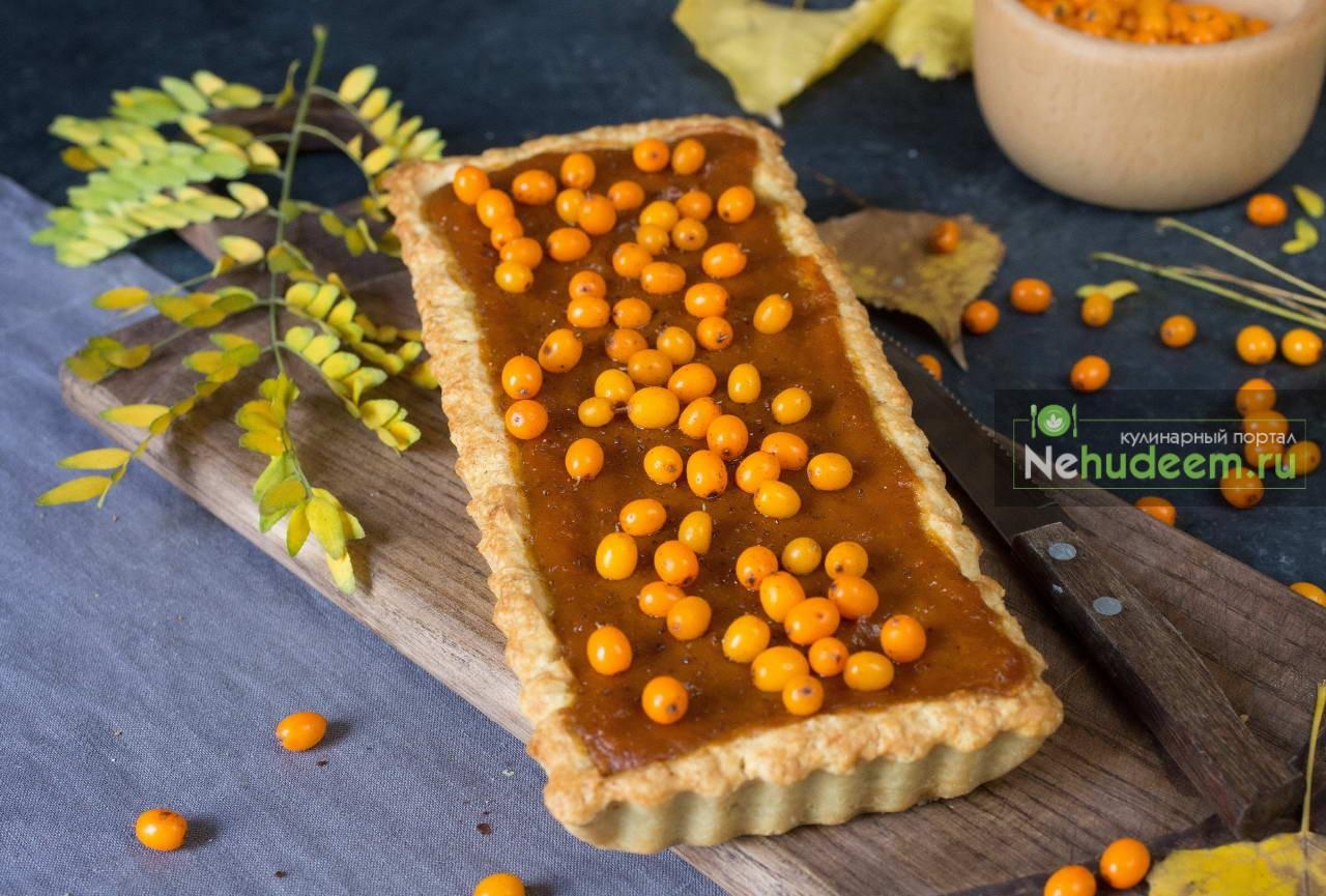 Американский тыквенный пирог с апельсином