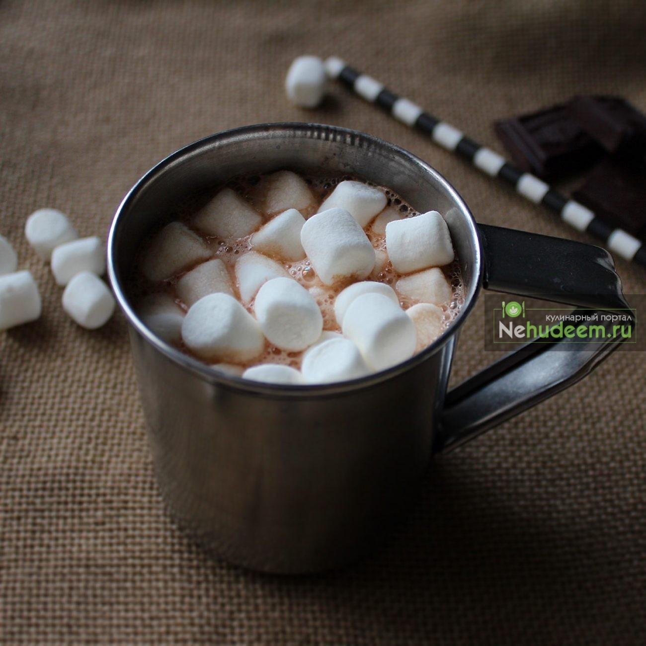 Какао с маршеллоу
