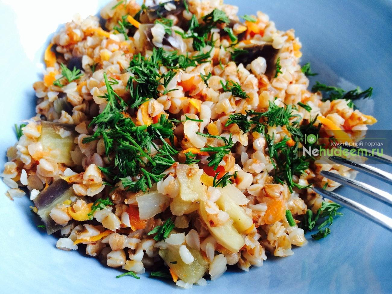 Блюда из гречки 108 рецептов с фото Как приготовить гречку?
