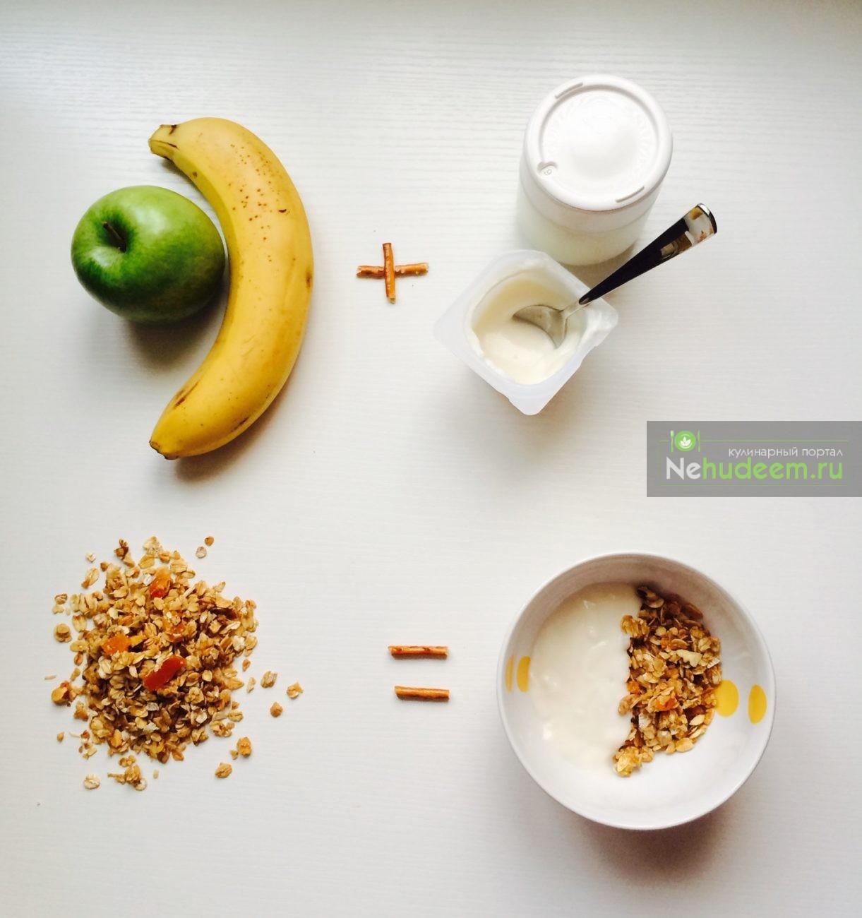 полезный завтрак залог правильного питания